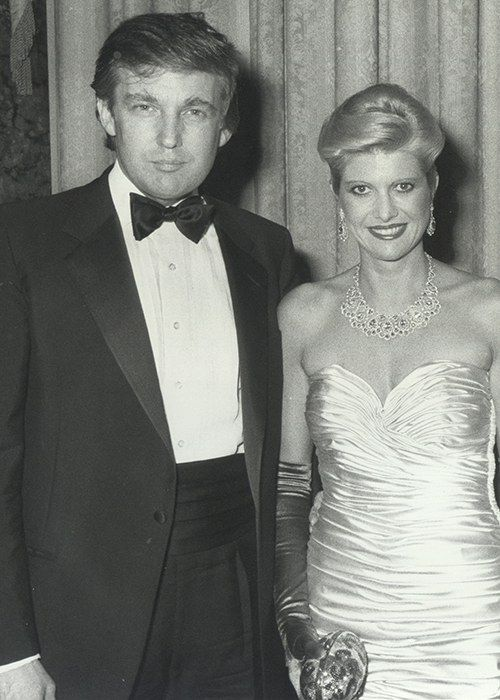 Donald Trump Wedding Pictures: Ivana Trump, Marla Maples, Melania Knauss Trump