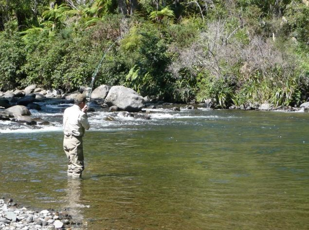 Are you planning to engage in fishing activity on lake? If yes, Fishing Lake Taupo, NZ lets you access unparalleled fishing grounds. Central Plateau Fishing is popular for its range of trout fishing lake packages. Enjoy personalized boat fishing or fly fishing charter experience like never before in Taupo, NZ.