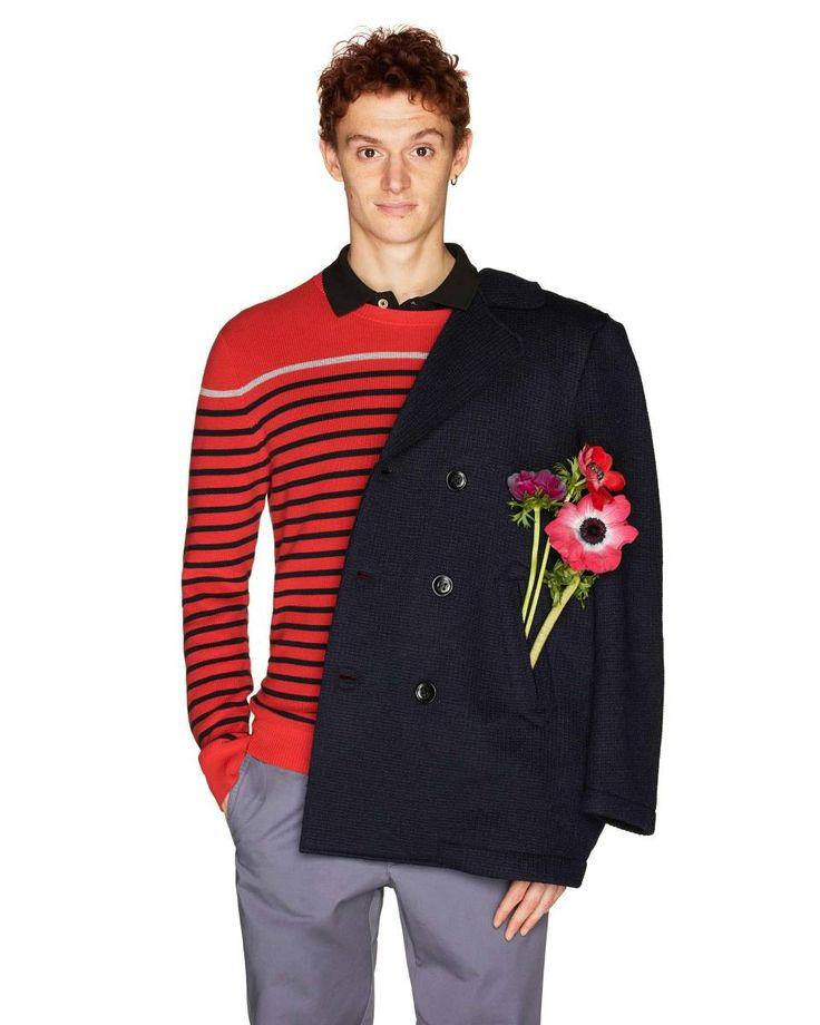 #Benetton #SS18 #man #spring collection