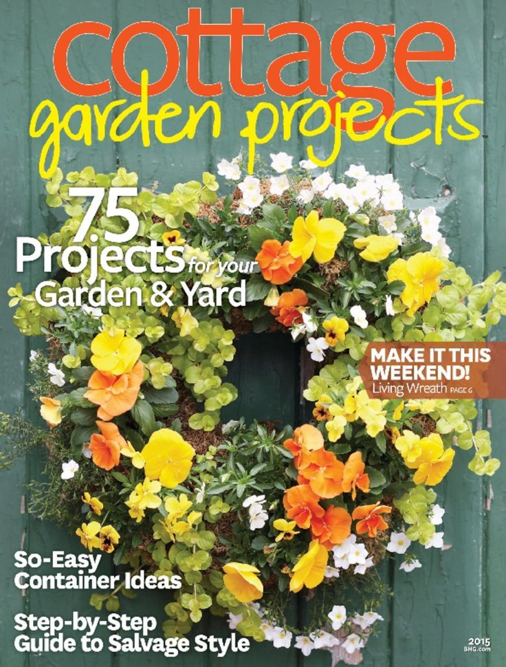 Cottage+Garden+Projects+(Digital)+Magazine