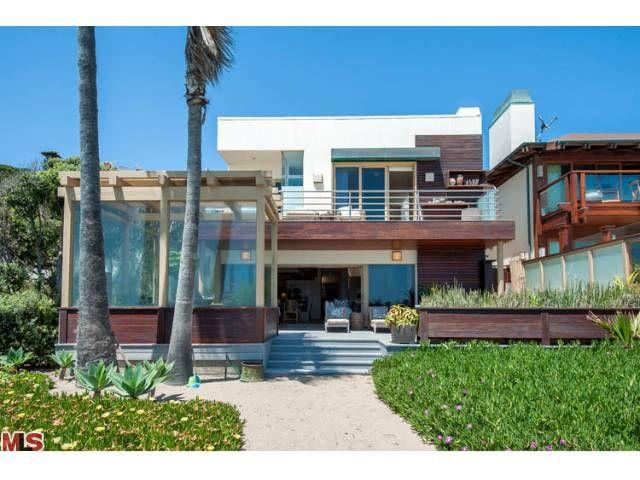 How Much Is A Beach House In Malibu Part - 29: Best 25+ Malibu Beach House Ideas On Pinterest | Dream Beach Houses, Modern Beach  Houses And Beach House Pictures