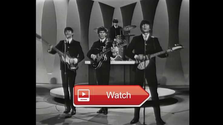 The Beatles Please Please Me LIVE AT ED SULLIVAN  The Beatles Please Please Me LIVE AT ED SULLIVAN