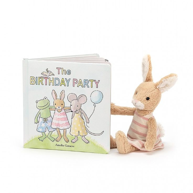 Buy The Birthday Party Book and Party Bunny in 2020 | Book ...