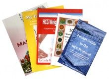 This HCG Diet Book Set includes several of the top HCG diet books that are perfect for helping you complete the phases of the HCG diet successfully.