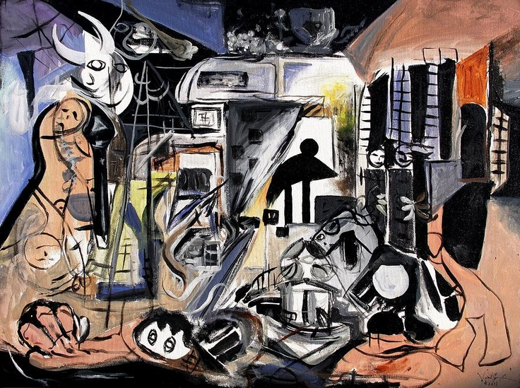 picassos guernica and tetlers reflection essay Exploring the life of pablo picasso print shown at an exhibition of children's of the undefended town guernica in 1937 he decided to express.