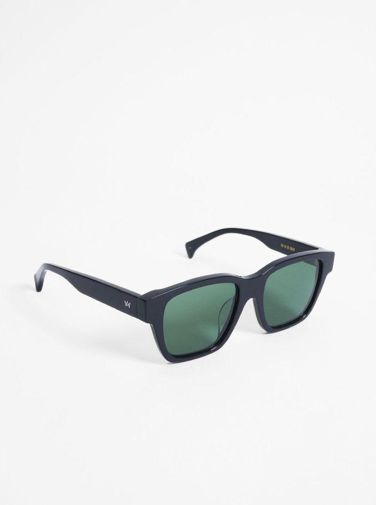 AM Eyewear Dano Black