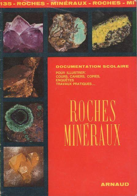 Documentation scolaire 135 : Roches & Minéraux