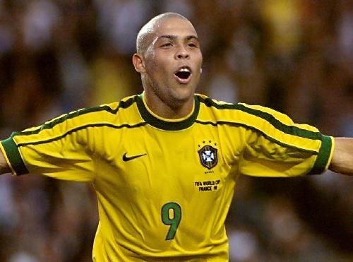 The one and only..... Ronaldo Lus Nazrio de Lima, Brazil