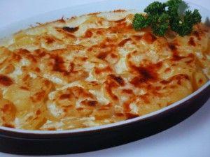 Gratin de pommes de terre super moëlleux, cuisson basse température By Philippe Baratte