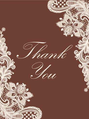 "Thank You Card. We say ""thank you"" many times in our lives. But the words vanish into the air. Sending a thank you card, even an eCard, is more concrete. Adding thank you message express your appreciation more fully."