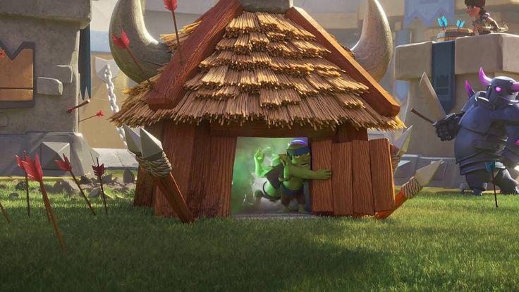 Clash Royale: Goblin Hut (Official TV Commercial)