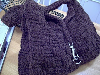 Knots and Loops: BASKETWEAVE PURSE PATTERN