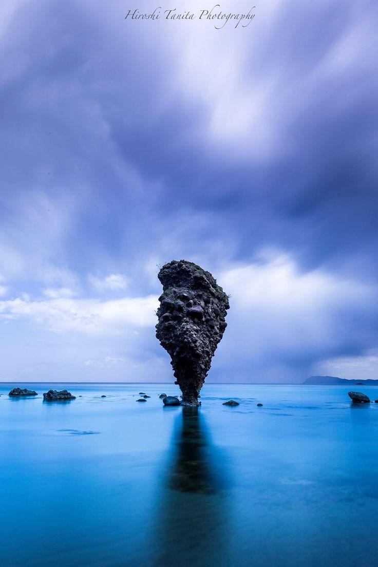 Hokkaido, Japan...I love this photograph, very cool