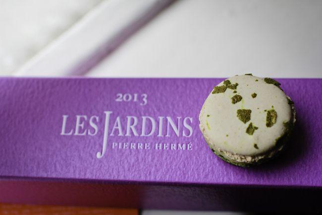 Les Jardin - June Collection. At Pierre Herme - London