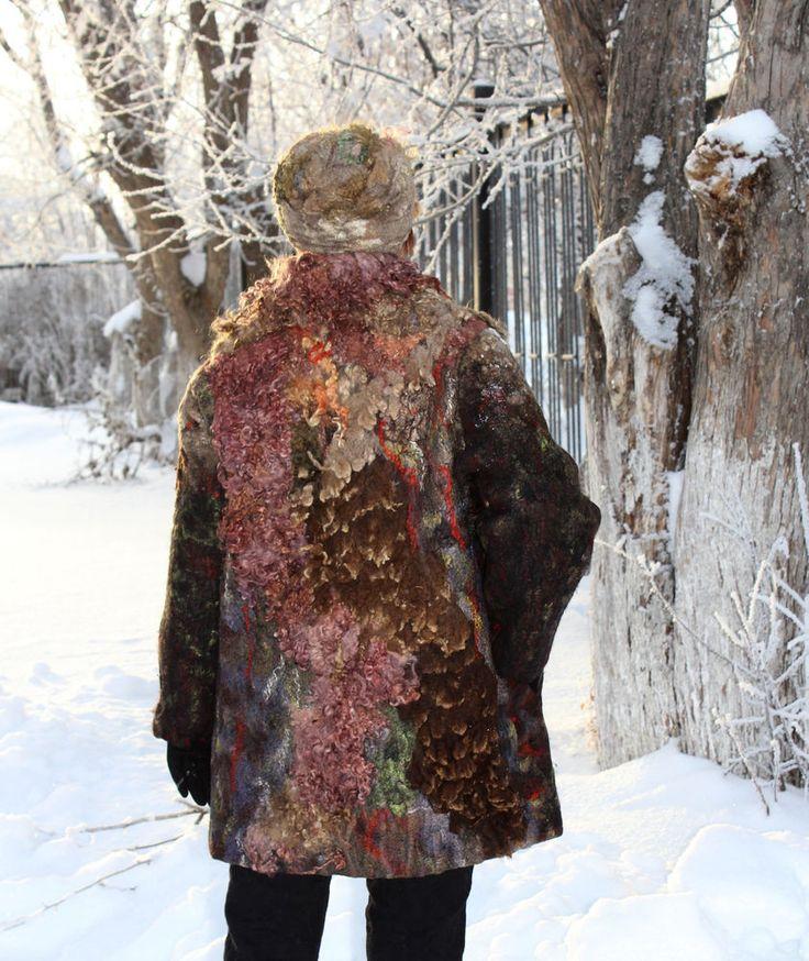 """Новое пальто """"Дикий зверь"""" - ЯМ"""