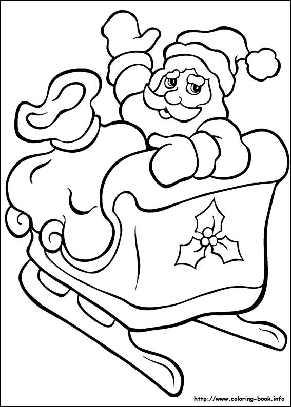 173 best christmas coloring pages images on