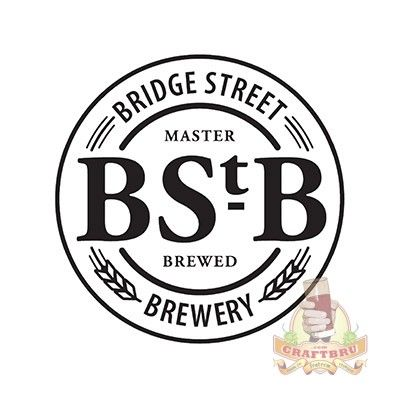 Updated logo for Bridge Street Brewery from Port Elizabeth in the Eastern Cape.