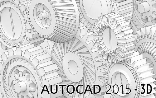 Najnowszy kurs CGwisdom jest już dostępny - Autodesk Autocad 2015 - 3d!
