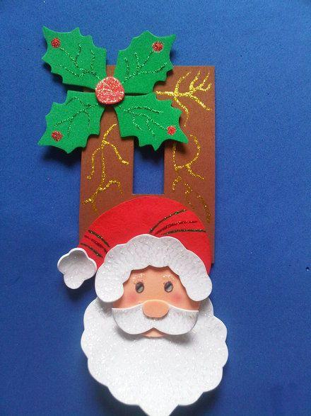 adornos navideos hechos en foami imagui