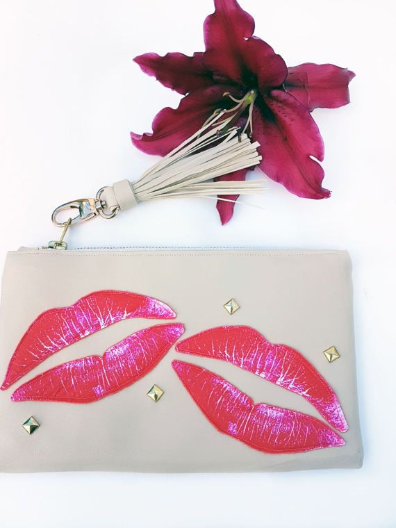 Check out this item in my Etsy shop https://www.etsy.com/uk/listing/499624554/lips-bag-lips-makeup-bag-lips-cosmetic