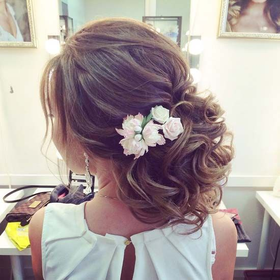 20 Lovely Wedding Guest Hairstyles: 17 Best Ideas About Wedding Guest Hair On Pinterest