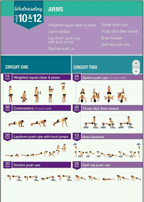kayla itsines week 10 & 12 - Google Search