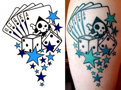 Tattoo: Rockabilly tattoo_23