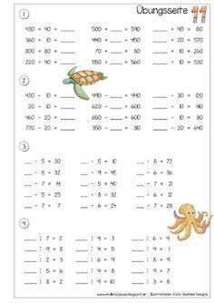 31 best Mathe - Zahlenraum 1000 images by Lernzentrum Coburg on ...