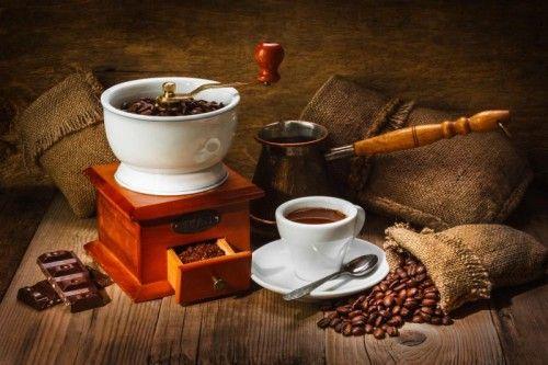 Рецепты кофе: кофе Стандарт