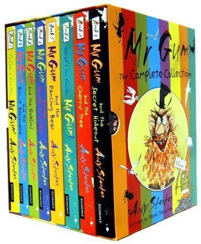 Mr Gum best book collection
