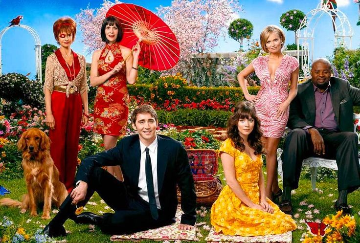 WHAT WE'RE WATCHING: 'Pushing Daisies' springs to life every time you watch it | Grand Forks Herald