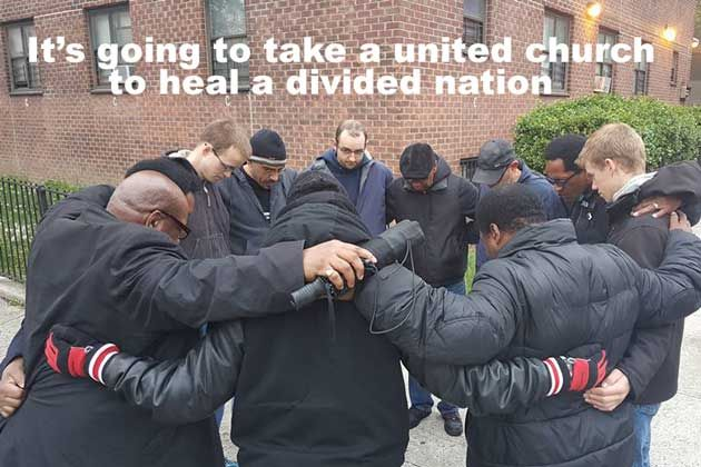 How good and pleasant it is when brothers dwell in unity! Psalm 133:1 ESV