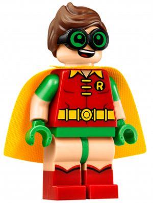 sh315: Robin - Green Goggles (70905)