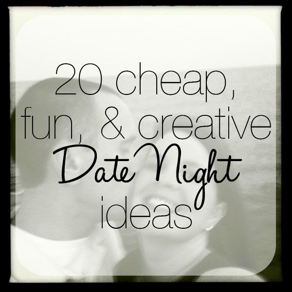 Reminisce about your 1st date. See how creative you can get. Take turns planning dates that have a $10 limit. Train for a race together. A book club for two Select a book, check out a copy for each of you from the library and then discuss it as you go. Paint a room together. Take swing dance classes together Make a pizza at home.