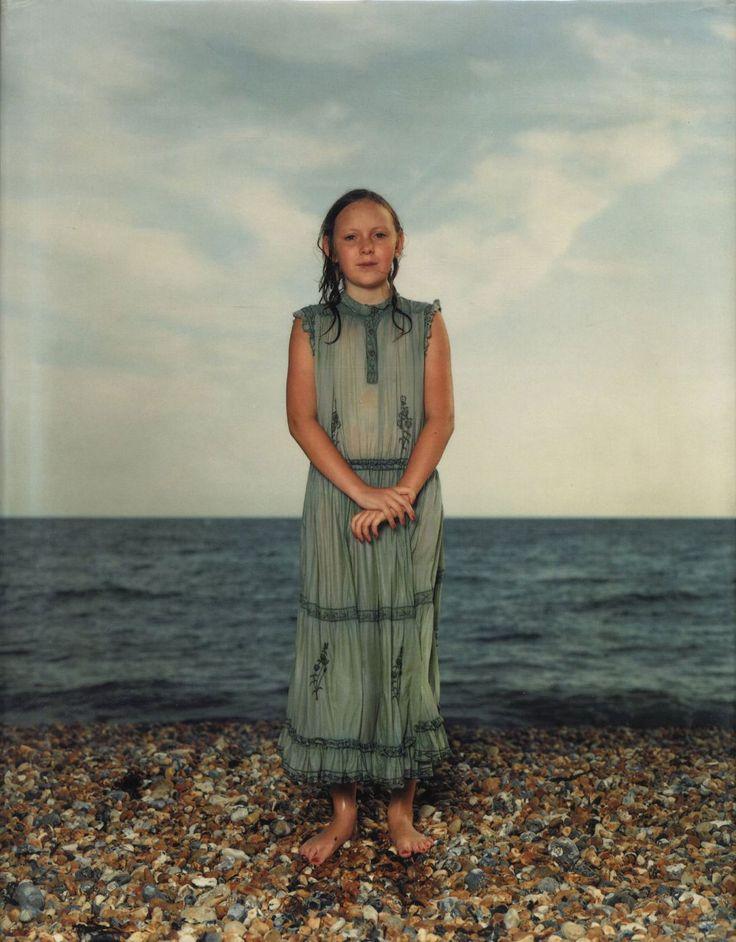 Strandportretten, 1992. Rineke Dijkstra.