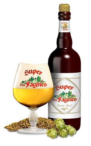 Super des Fagnes Blonde | Brasserie des Fagnes