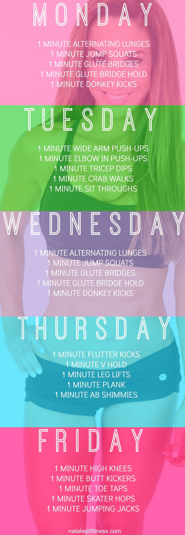 Save this an try this week of workouts!