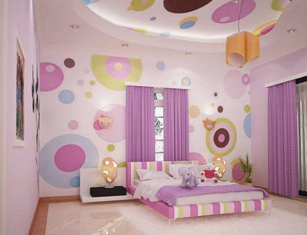 10 idéias de adesivos de parede para quartos de menina - http://www.quartosdemeninas.com/10-ideias-de-adesivos-de-parede-para-quartos-de-menina/