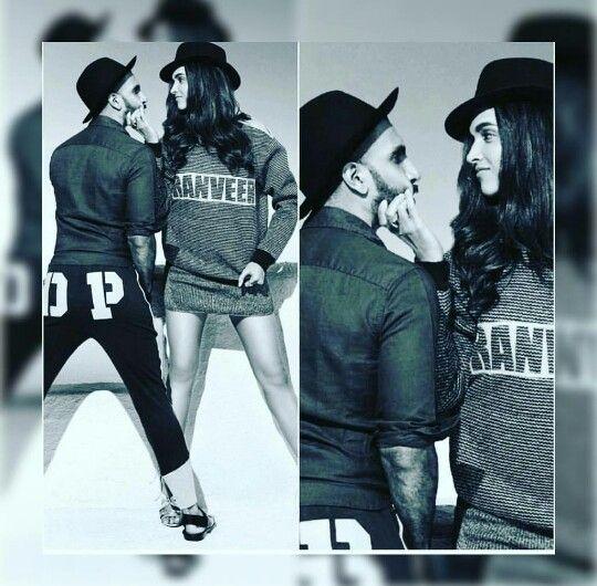 Deepika & Ranveer for Vogue
