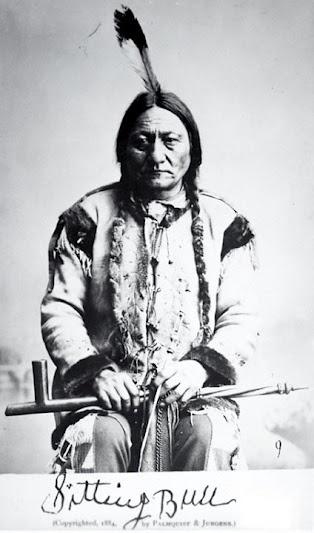 Sitting Bull - Hunkpapa - 1884