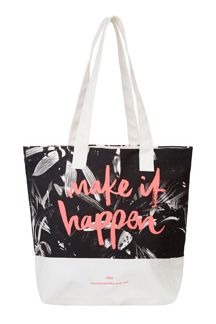 Lorna Jane - Make It Happen Tote Bag, $24.99