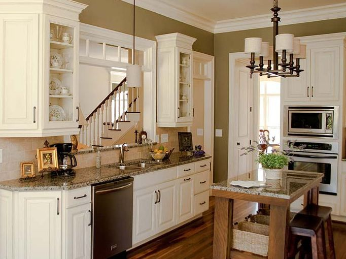 How To Design For An Open Kitchen Layout :: Building Moxie
