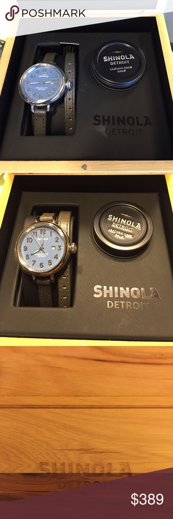 FINAL SALE -- NWT SHINOLA WRAP WATCH HOT ITEM - FINAL MARKDOWN. BRAND NEW with TAGS -- WOMEN's SHINOLA WATCH FOR SALE! Priced to Sell! No TRADES, no PAYPAL! Shinola Accessories Watches