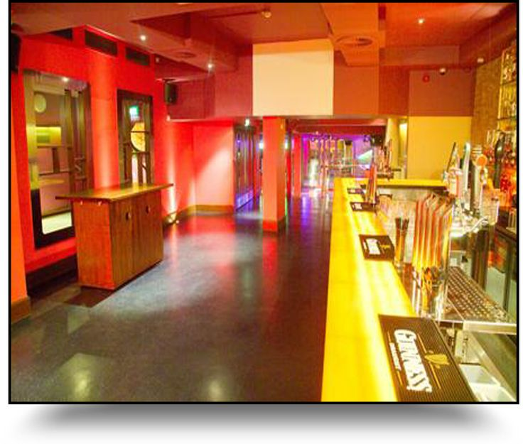 Anti Slip Flooring solutions for Restaurants, Bars and Clubs