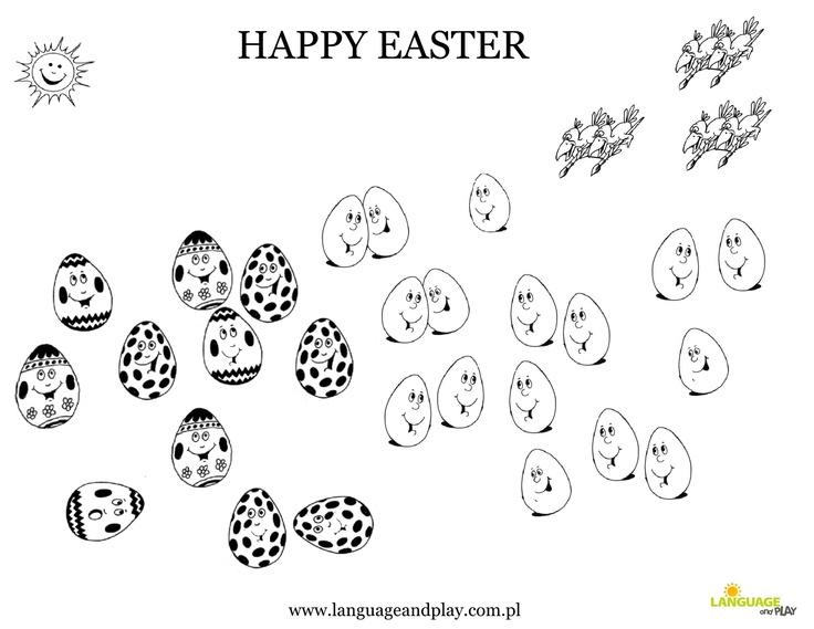 Happy Easter - Eggs