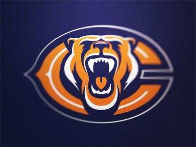 Chicago Bears Logo Concept  by Fraser Davidson