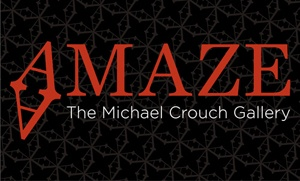 Explore some of the little-seen objects in the Library's collection in AMAZE: The Michael Crouch Gallery