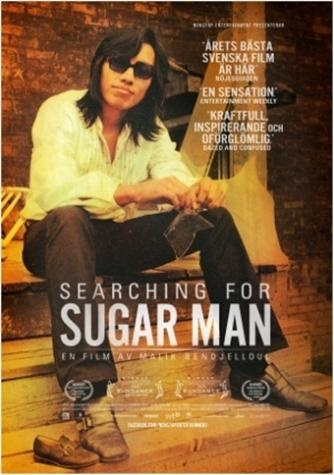 South Africa // Searching for Sugarman: A Journey into the Unknown-The film depicts the mystery surrounding an obscure American folk singer who unknowingly inspired a generation of South Africans, some of whom, motivated only by their passion for his music, try and find out what became of their idol.