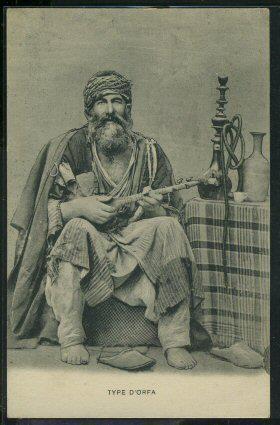 A Kurdish Yezidi (Ezidi) from Ur u Ava (Urfa)