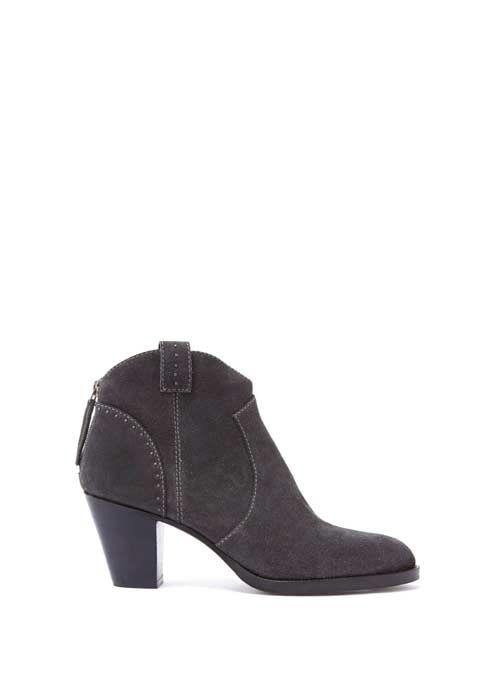 MINT VELVET [New Arrivals] Granite Hazel Ankle Boot